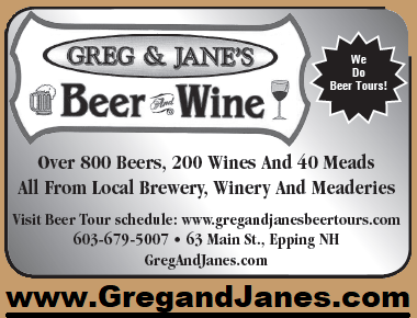 Greg and Janes Beer and Wine