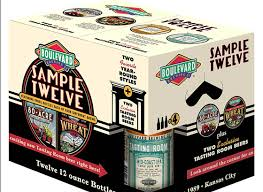 Boulevard Brewing to Introduce two new Products in its new Sample Twelve