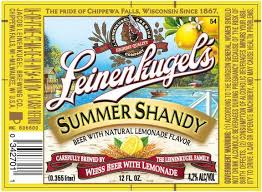 Leinenkugel Summer Shandy posts Impressive Sales