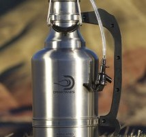 DrinkTanks Introduces the World's Largest Growler and Personal Keg