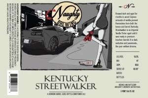 Naughty Brewing Releases Kentucky Streetwalker