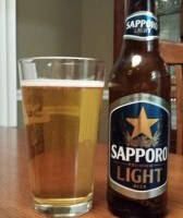 Sapporo Light: It's Lighter, but it Passes