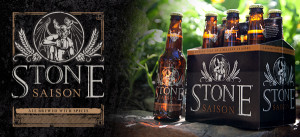 Stone Brewing Releases Stone Saison, a Seasonal Brew