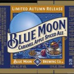 Blue Moon Fans Select Caramel Apple Spiced Ale