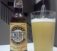 Schlafly Hefeweizen: Direct and Basic Brew