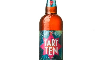 Victory Brewing Releases Tart Ten, a Seasonal Beer