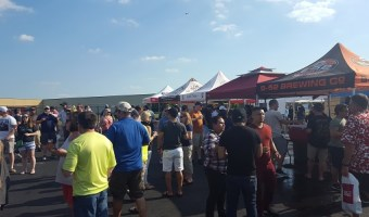 Wild West Brewfest Takes Top Beer Festival Honors