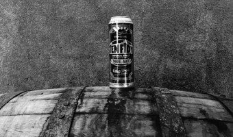 Oskar Blues Presents Bourbon Barrel Aged Ten Fidy