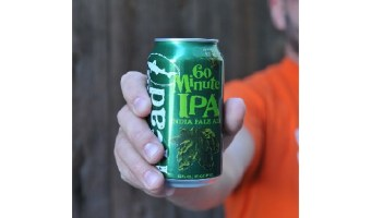 Dogfish Head Brewery Begins Packaging in Cans