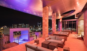 Westin Nashville Debuts 27th Floor Rooftop Bar