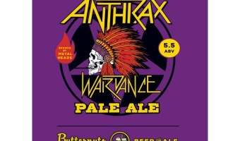 Anthrax Blazes the Way with a New Beer
