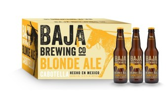 Baja Brewing Updates Packaging, Image