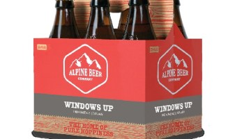 Alpine Kicks off the Year with Brand New Beer