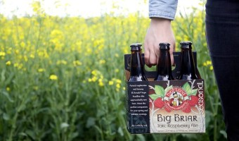 Highland Brewing Keeps it Natural with Big Briar