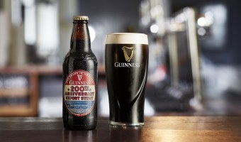 Guinness Celebrates 200 Years of Beer in the USA