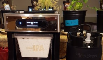 PicoBrew: Homebrewing Without the Learning Curve