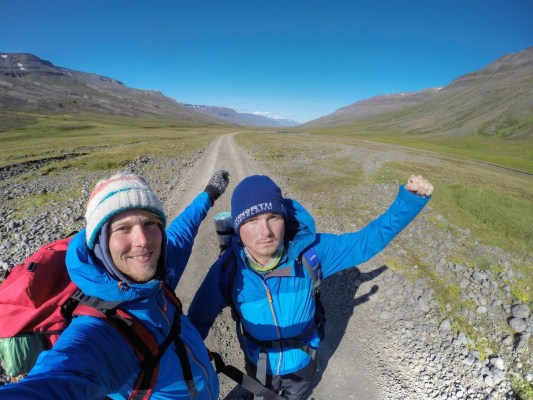 Two Brothers Walking Across Iceland - greatbigscaryworld.com 19