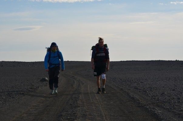 Two Brothers Walking Across Iceland - greatbigscaryworld.com 76