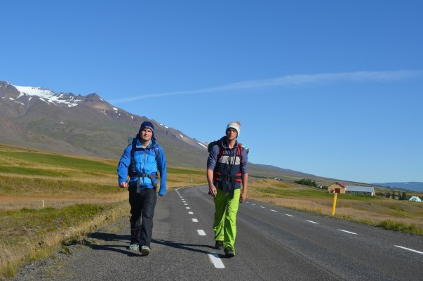 Two Brothers Walking Across Iceland - greatbigscaryworld.com 81
