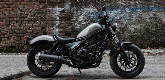 เผยรายละเอียดของ 2020 Honda Rebel 300/500