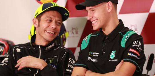 Rossi เผย Yamaha คงบ้าไปแล้วถ้าไม่ดึง Quartararo เอาไว้!!!