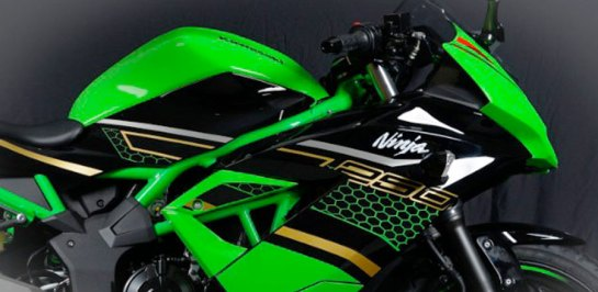 Kawasaki เปิดตัว Ninja 250SL KRT อย่างเป็นทางการ!