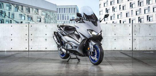 ส่องสเปก 2020 Yamaha T-Max [First Look]