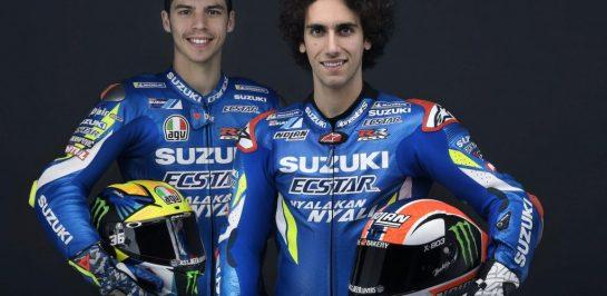 Ecstar Suzuki เตรียมขยายสัญญาสองนักแข่งจนสิ้นฤดูกาล 2022