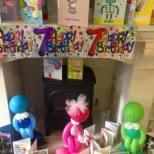 Mini Balloon Buddy's