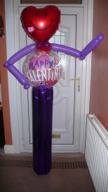 Valentine Balloon Buddy