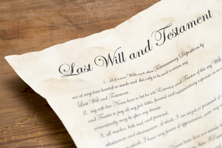 Last Will and Inheritance