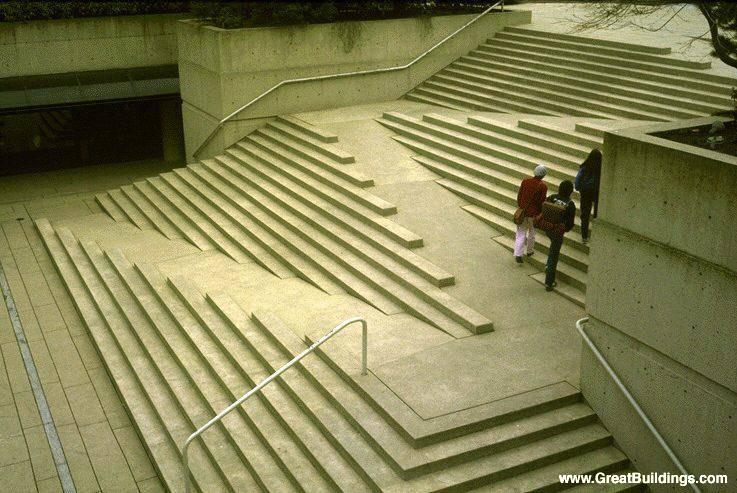 Ramps and Stairs