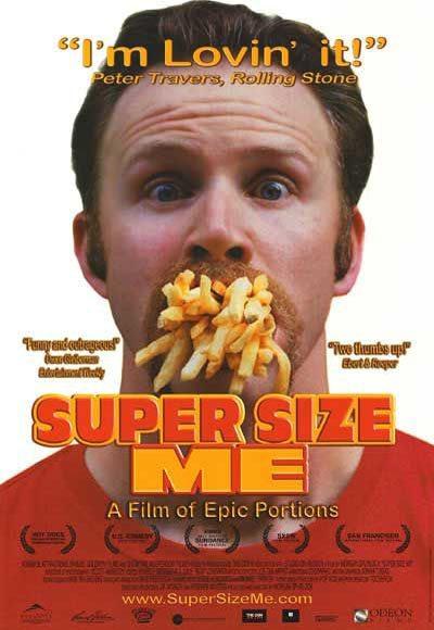 8. super size me