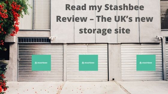 My review of Stashbee - the storage site