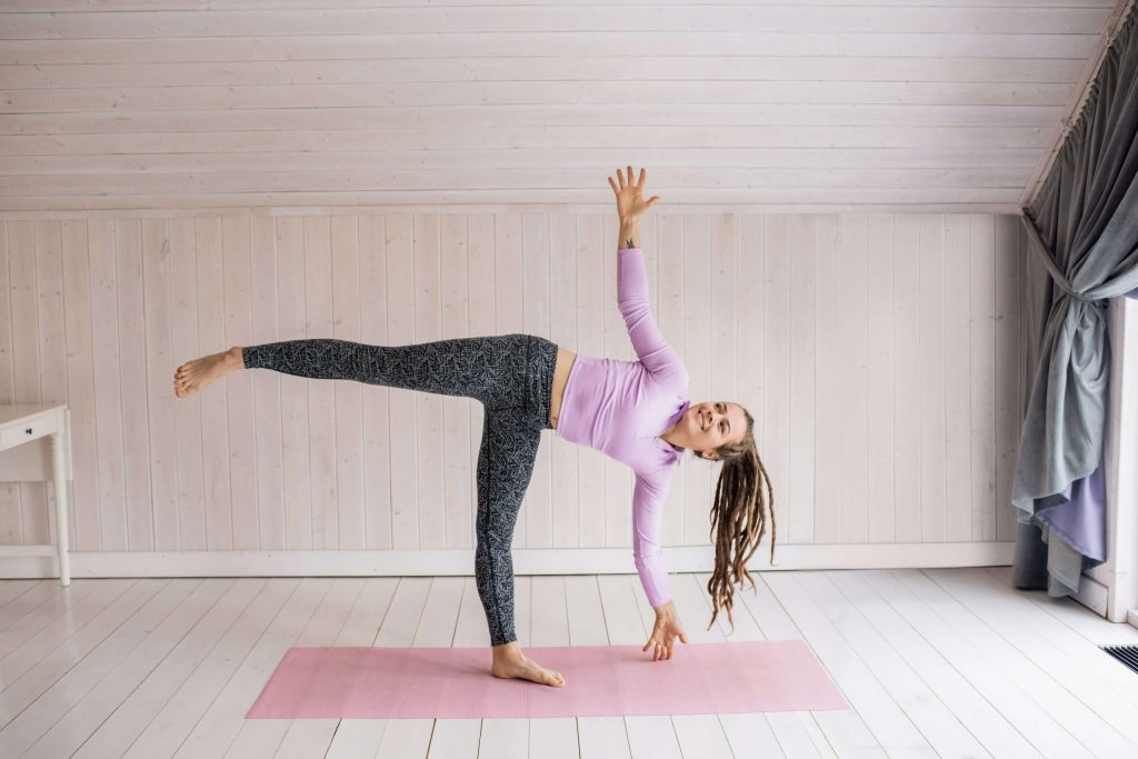 Grab a free work out at home - keeping a healthy mind