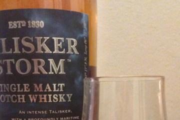 talisker storm review