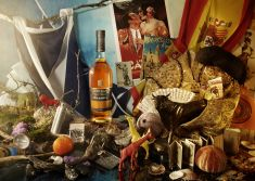 Glenmorangie releases image of crowd-sourced new whisky