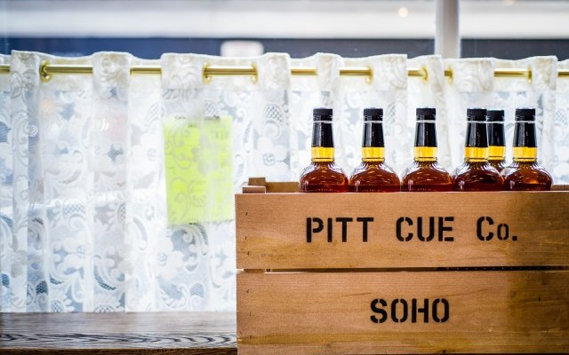 Bourbon sales booming in London