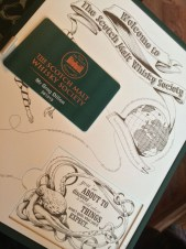 SMWS Membership Welcome Pack