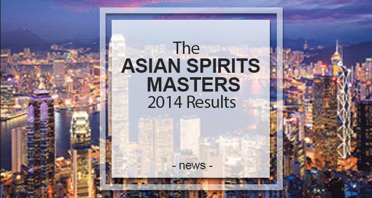 Asian Spirits Masters