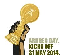 ardbeg day 31 May