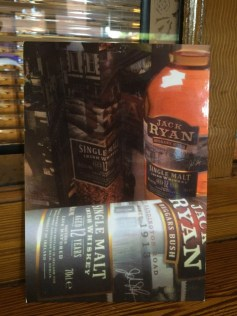 Jack Ryan Whiskey