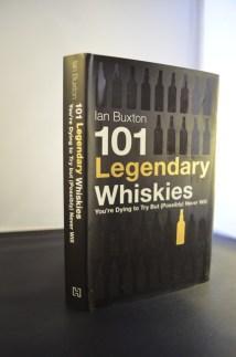 101 Legendary Whiskies