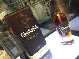 new Glenfiddich 18 packaging