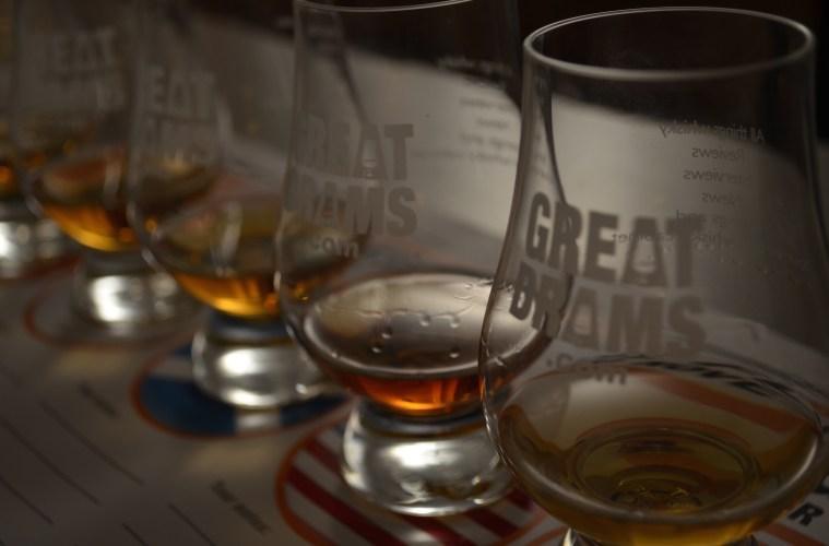 whisky reading