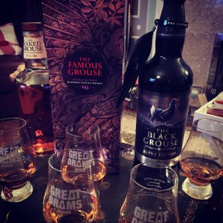 The 5 drams from The Famous Grouse Review