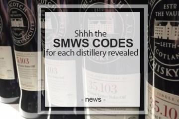 SMWS Codes