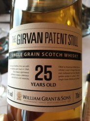 Girvan Patent Still Single Grain