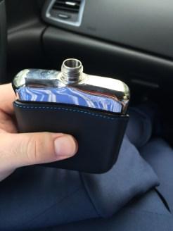 SWIG Hip Flask