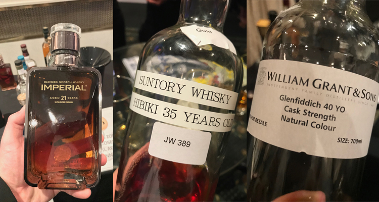 whisky to take to a dinner party